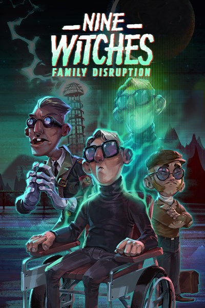 Nine Witches: Family Disruption Demo