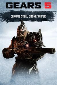 Chrome Steel Sniper