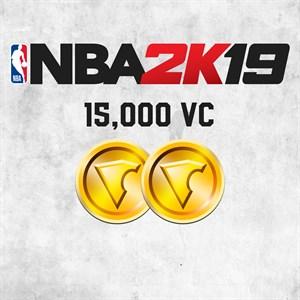 NBA 2K19 15,000 VC Xbox One