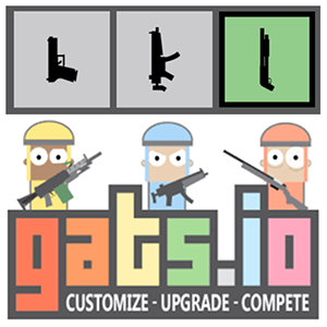 Gats.io - Multiplayer Online Shooter Game