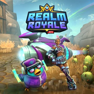 Realm Royale Bass Drop Bundle Xbox One