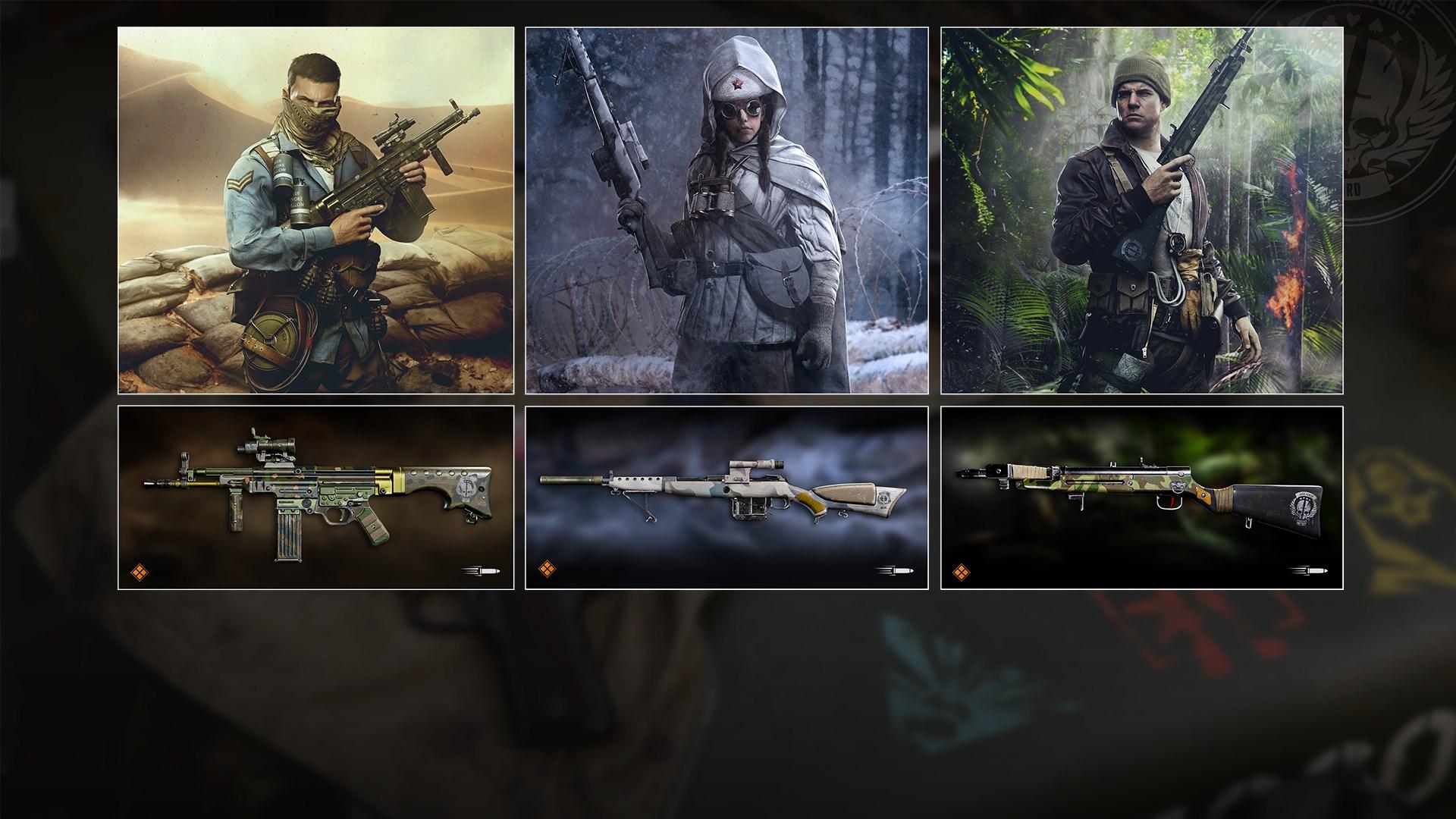 Call of Duty®: Vanguard - Task Force One Pack