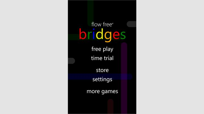 Get Flow Free: Bridges - Microsoft Store en-GB