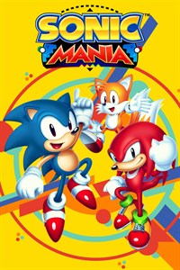 Carátula del juego Sonic Mania