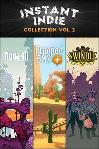 Carátula del juego Instant Indie Collection: Vol. 2
