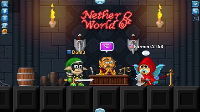 Get Pixel Worlds - Microsoft Store
