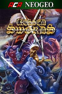 Carátula para el juego ACA NEOGEO CROSSED SWORDS de Xbox 360