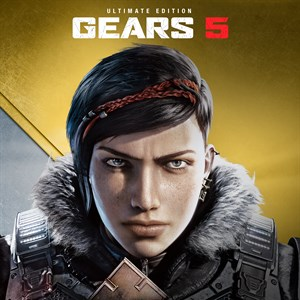 Gears 5 Ultimate Edition Pre-Order Xbox One