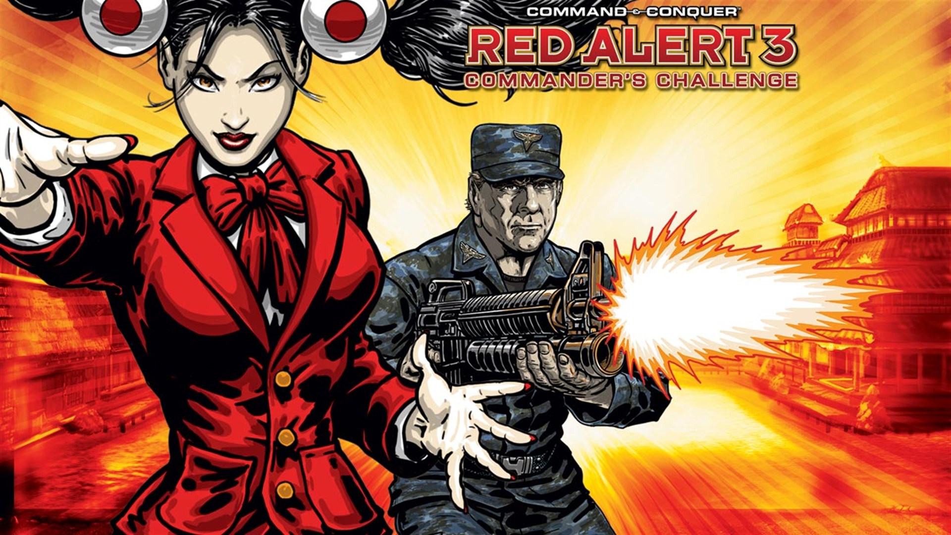 Buy Command & Conquer Red Alert 3: Commander's Challenge