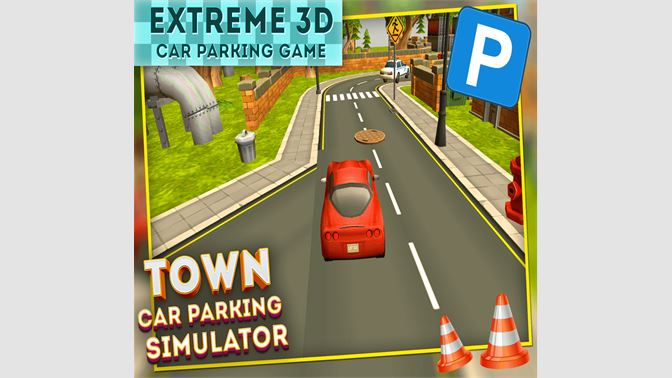 Get Car Parking Simulator Microsoft Store