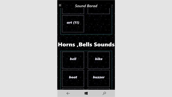 Get Sound Board pro - Microsoft Store