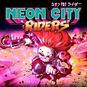 Neon City Riders Xbox One