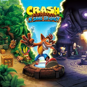 Crash Bandicoot™ N. Sane Trilogy Xbox One