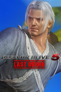 Carátula del juego DEAD OR ALIVE 5 Last Round Character: Brad Wong