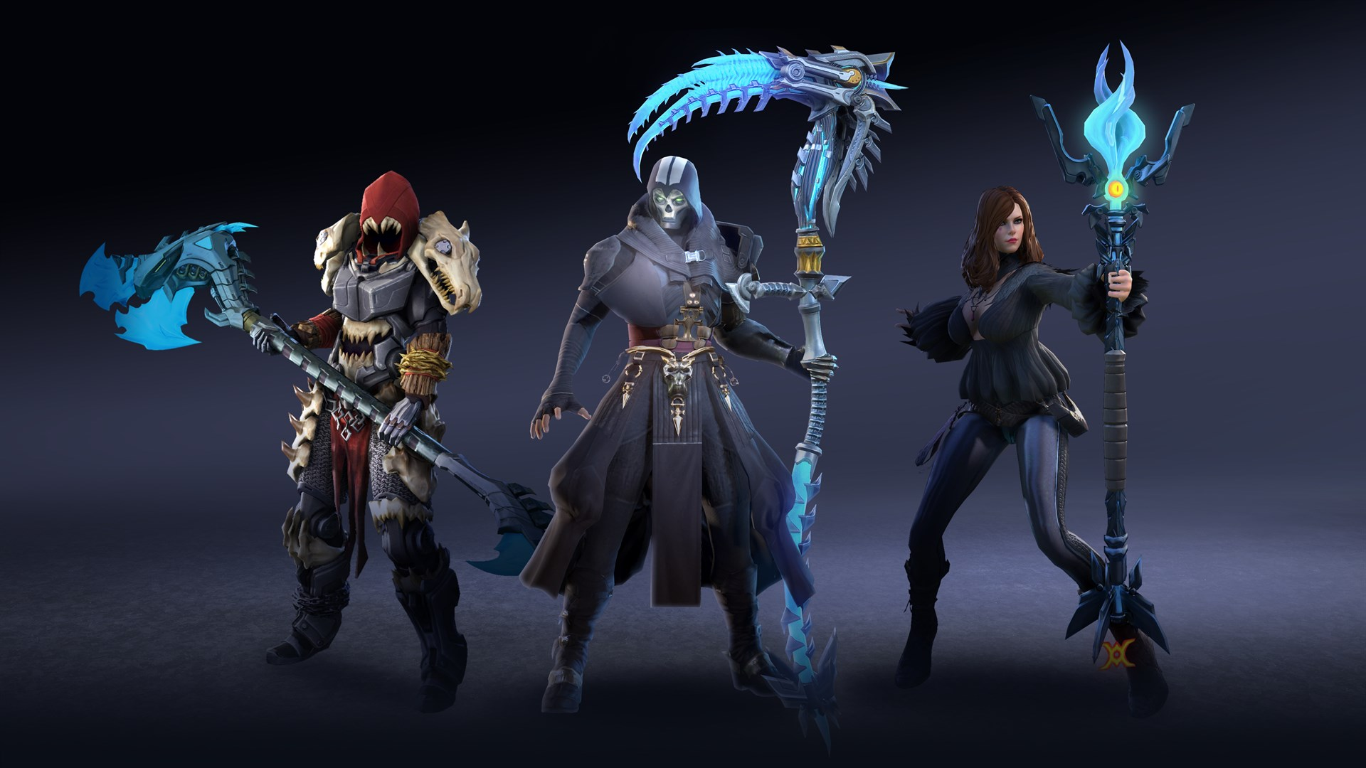 Skyforge: Astral Charms Weapon Pack