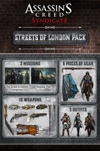 Assassin's Creed Syndicate - Streets of London-pakke