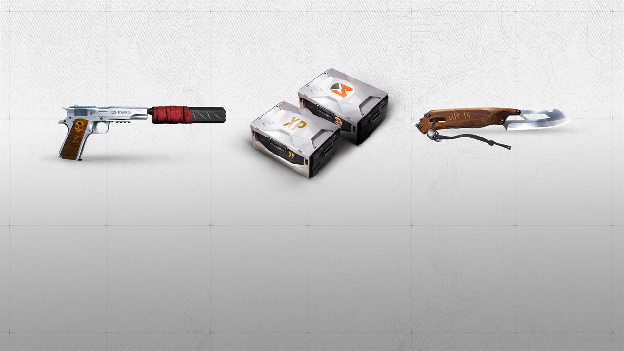 ポイント ゴースト 武器 ブレイク リコン