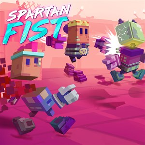 Spartan Fist Xbox One
