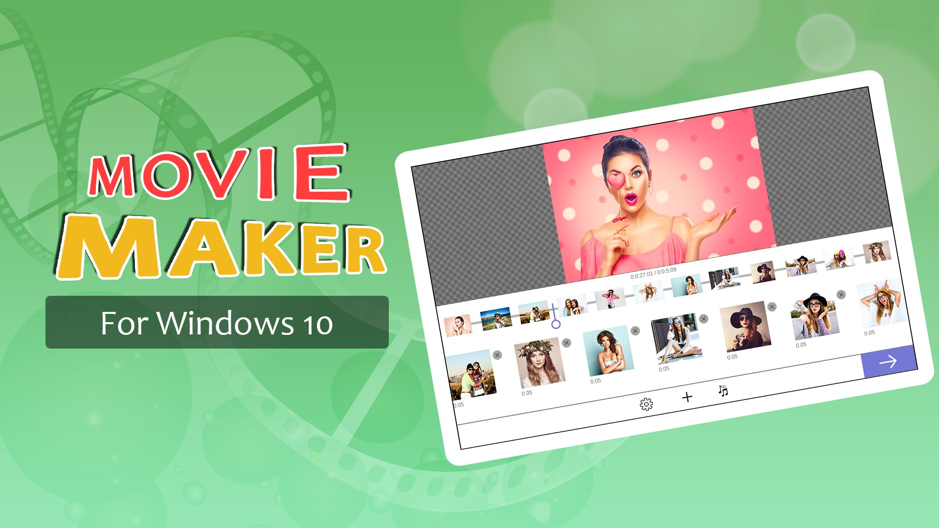 Get Free Movie Maker & Video Editor - Microsoft Store en-GI