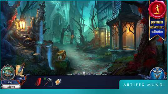 Grim Legends 3: The Dark City screenshot 4