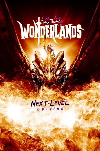 Tiny Tina's Wonderlands: Next-Level Edition Pre-Order Bundle