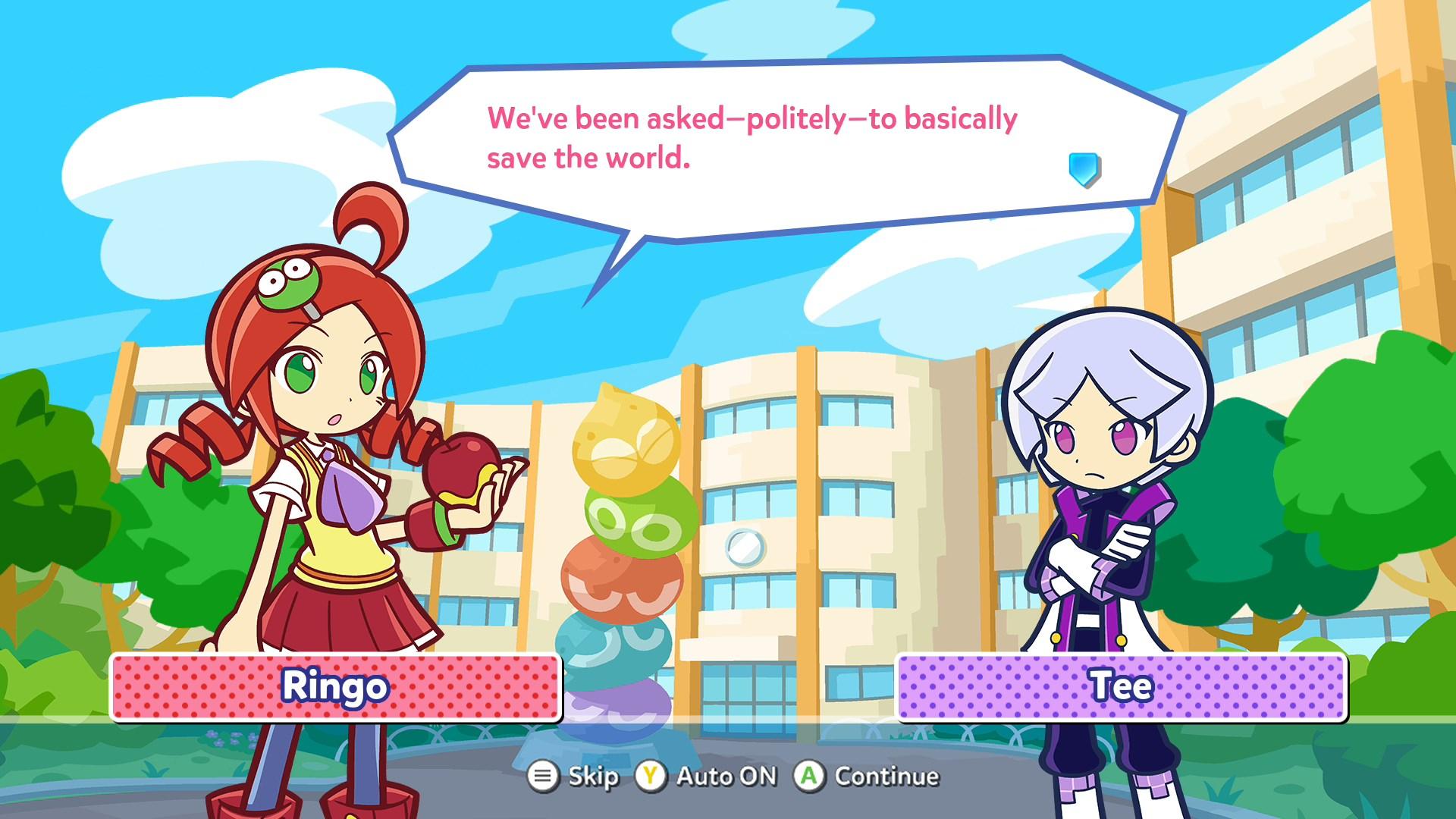 Скриншот №10 к Puyo Puyo™ Tetris® 2
