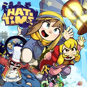 A Hat in Time Xbox One