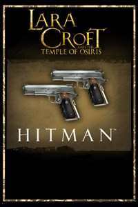 Carátula del juego Lara Croft and the Temple of Osiris: Hitman Pack