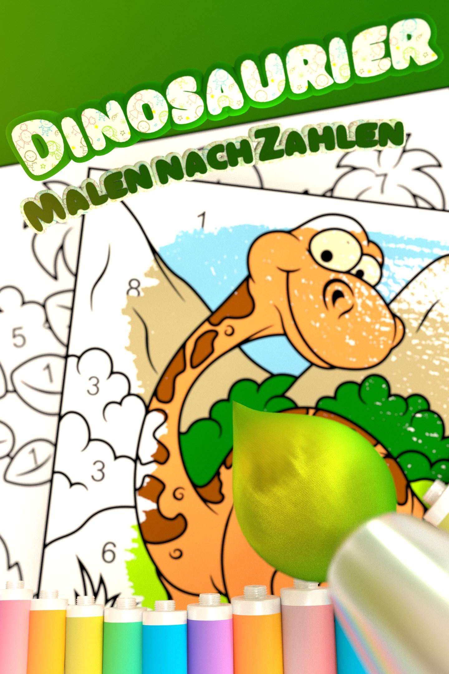 Malen Nach Zahlen Dinosaurier Beziehen Microsoft Store De De