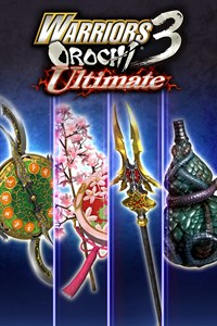 WARRIORS OROCHI 3 Ultimate WEAPON PACK