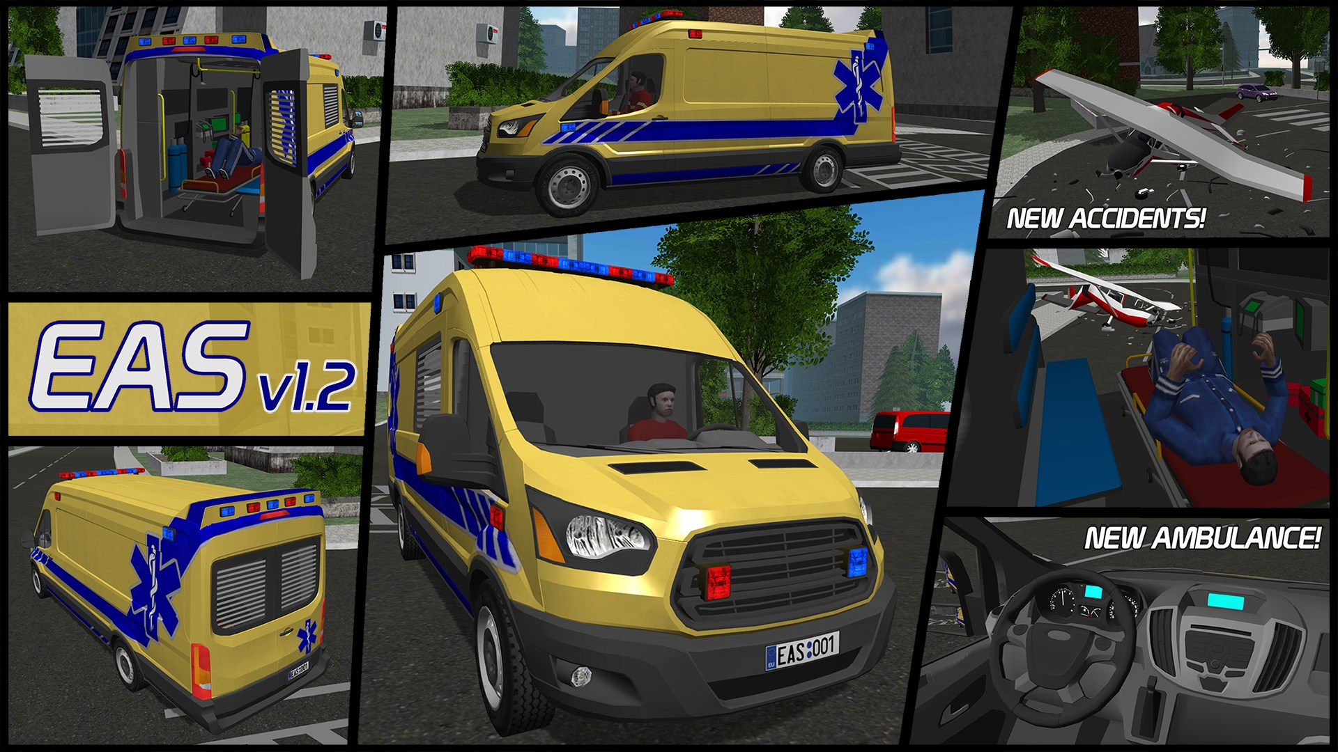 ambulance games free download for pc