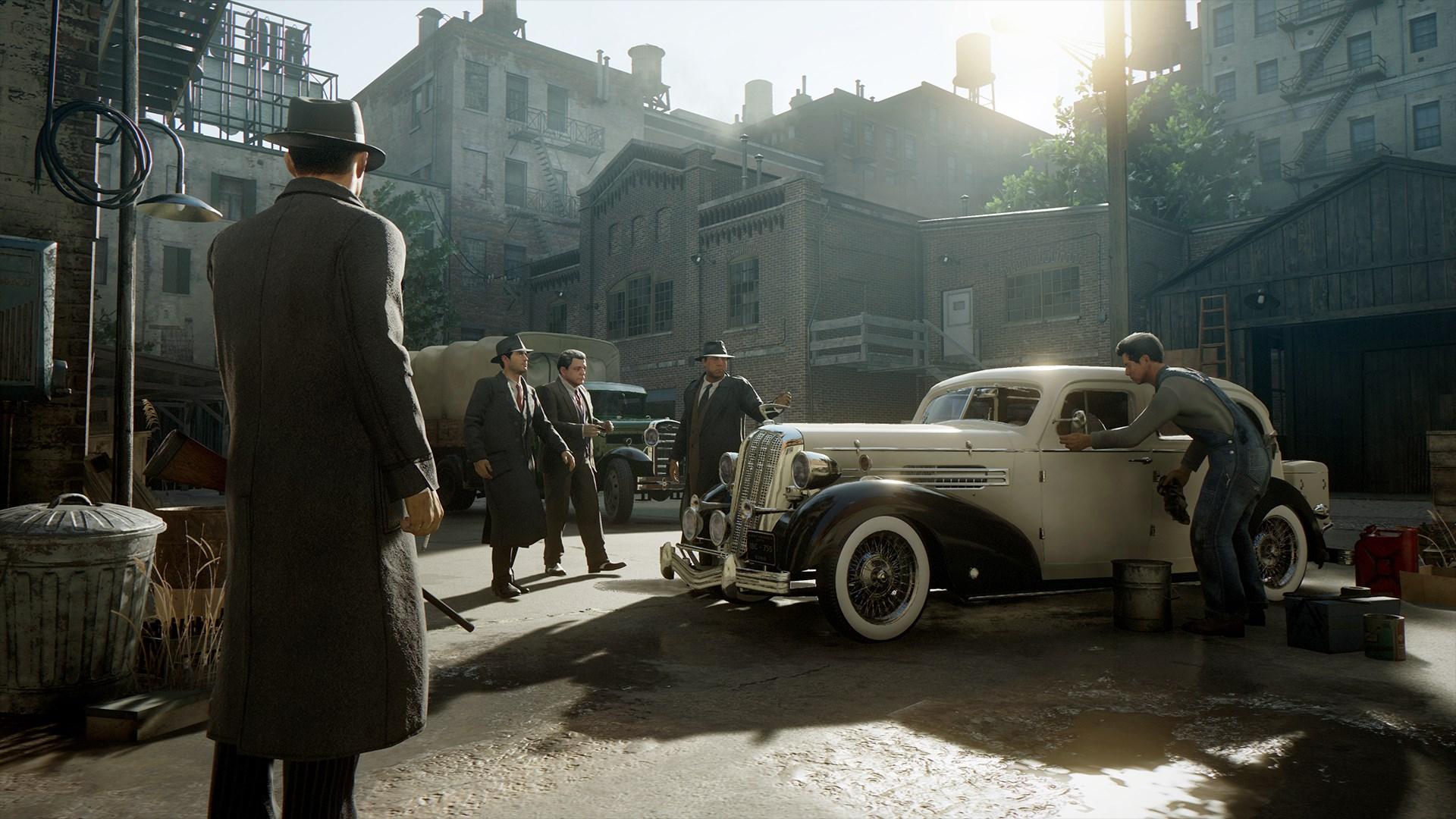 Скриншот №12 к Mafia Definitive Edition