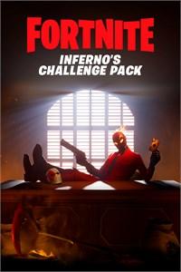 Fortnite: Battle Royale - Inferno's Challenge Pack