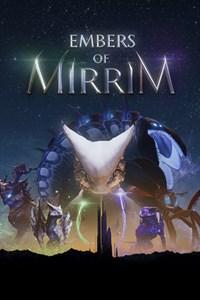 Carátula para el juego Embers of Mirrim de Xbox 360
