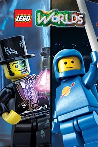 LEGO® Worlds Classic Space Pack and Monsters Pack Bundle