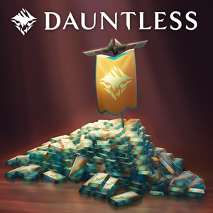 Dauntless: 5,000 (+bono de 1,700) platinos Xbox One
