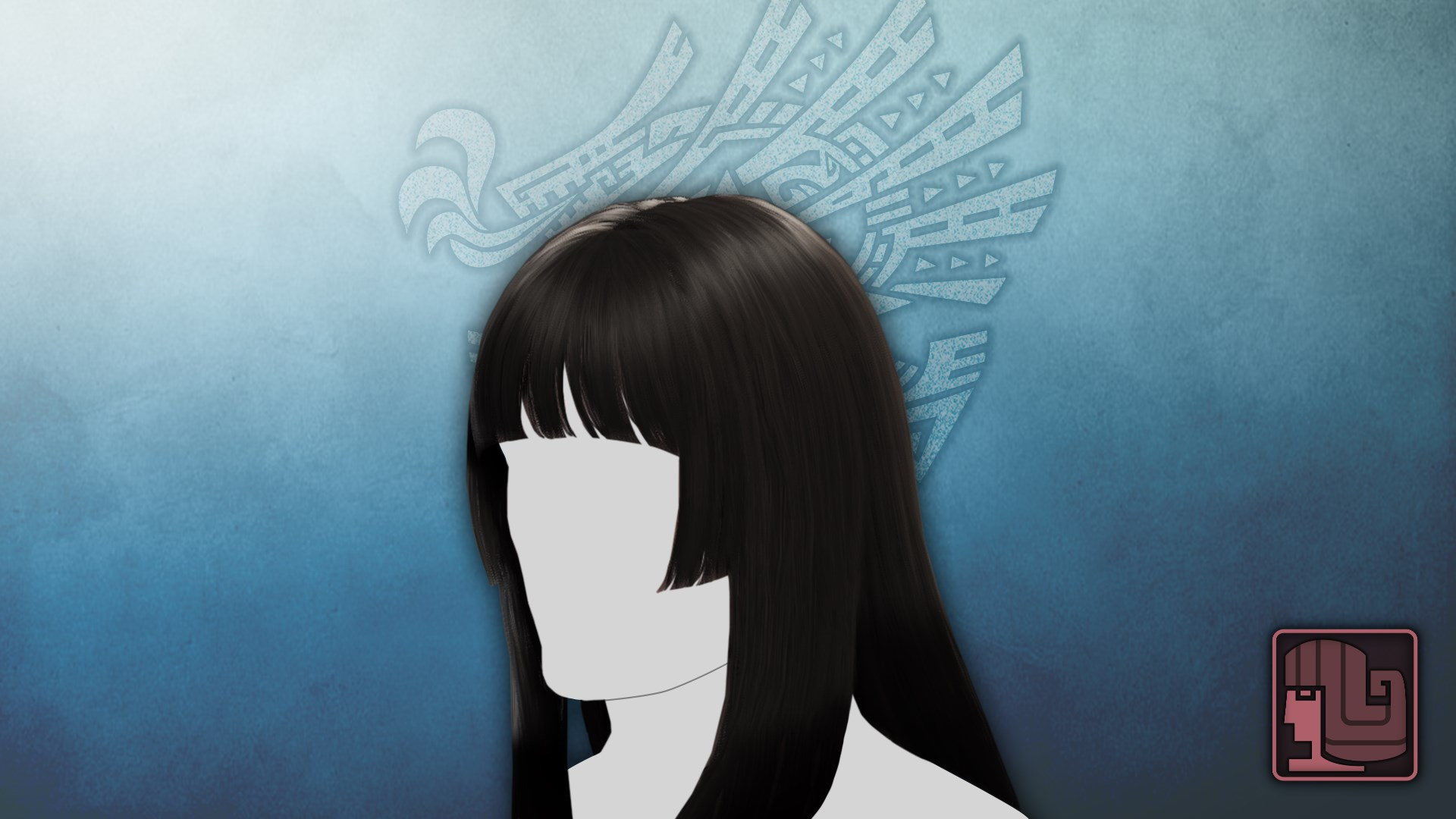 Hairstyle: Hime Cut