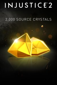 Injustice™ 2 - 2,000 Source Crystals