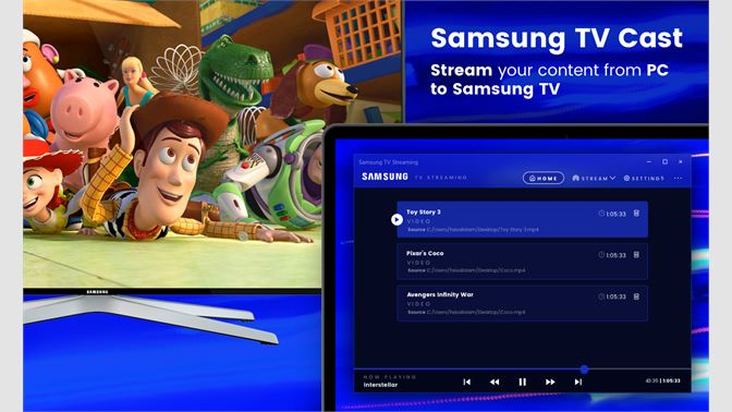 Buy Stream to Samsung TV - Microsoft Store