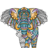 Animal Coloring Pages - Adult Coloring Book