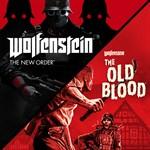 Wolfenstein®: The Two-Pack Logo