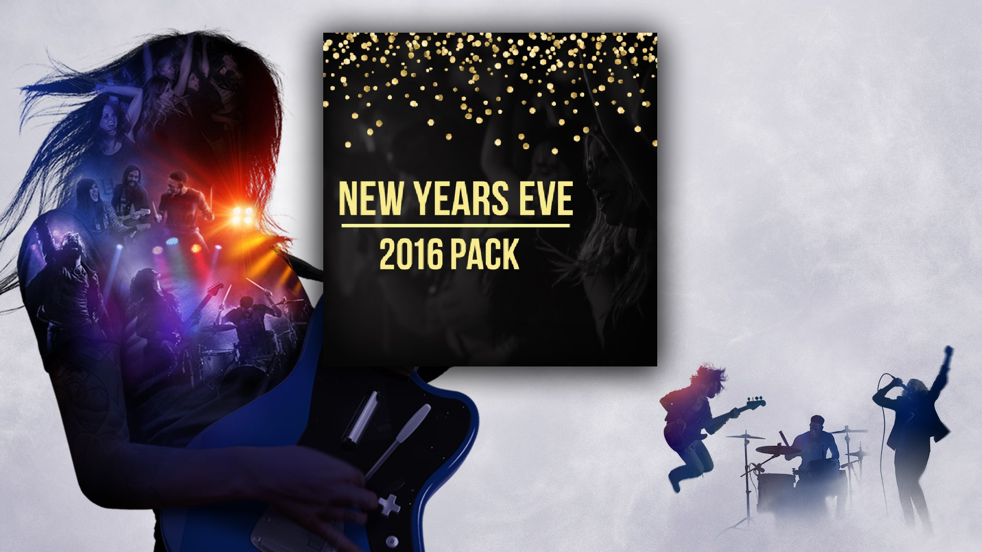 New Year's Eve 2016 Pack