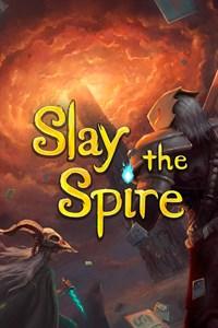 Carátula para el juego Slay The Spire de Xbox 360
