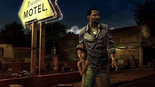 The Walking Dead: The Complete First Season screenshot 1