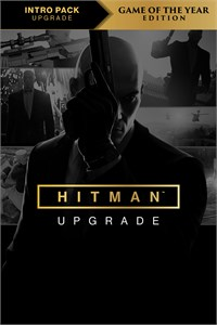 Carátula para el juego HITMAN - Game of the Year Edition Upgrade (Intro Pack) de Xbox 360