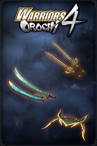Carátula del juego WARRIORS OROCHI 4: Legendary Weapons Wu Pack 2