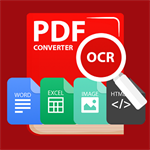 PDF Converter For Office : PDF to Word(Docx),XLS,PPTX,HTML,TXT & Word To PDF ,Images To PDF ,Excel to PDF ,OCR PDF Logo