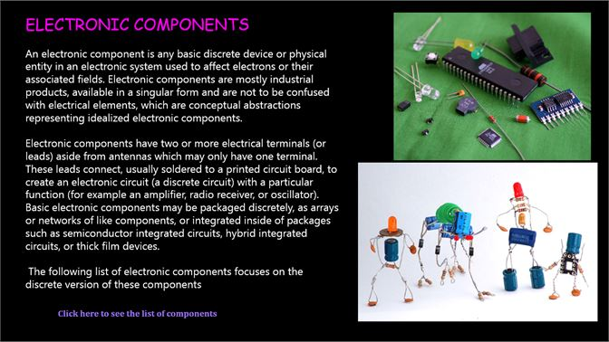 Get Components of Electronics - Microsoft Store