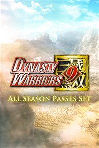 DYNASTY WARRIORS 9: All Season Passes Set