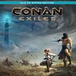 Conan Exiles - Isle of Siptah Edition Logo